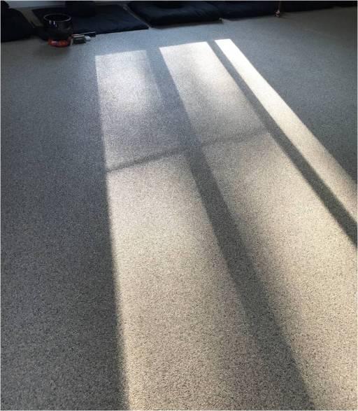 licht in de zendo